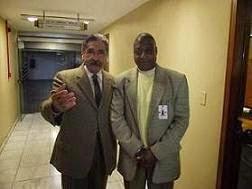 Jornalista : Nelson Silva e o Ex.Governador  Gaúcho Olívio Dutra