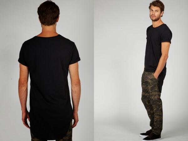 macho moda blog de moda masculina camiseta long tail