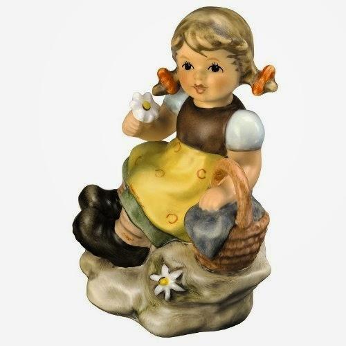 Hummel Figurine Gretl