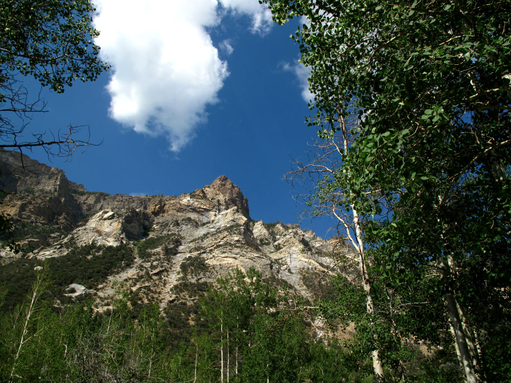 Camping and Hiking Nevada's Ruby Mountains by Beth Hemmila
