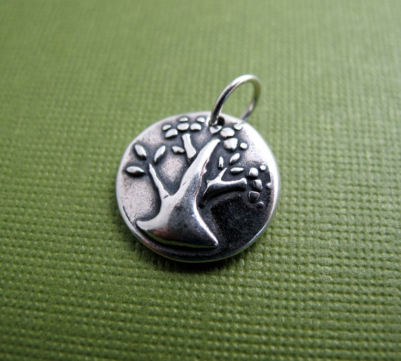 Cancer Survivor Charms and Necklaces by Beth Hemmila of Hint Jewelry