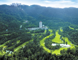 Resort in Genting Highlands Malaysia