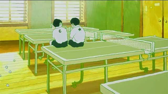 Ping pong the animation Apa kau percaya dengan pahlawan?
