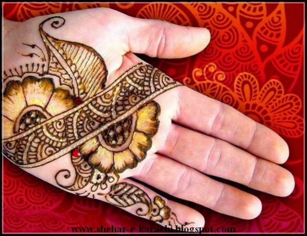 Mehndi Decoration Dailymotion : New design mehndi video dailymotion