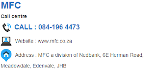 MFC Customer Service Number South Africa