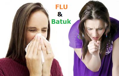 Flu dan Batuk