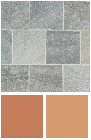 Coordinating Color With Floor Wall Tile A Color Specialist In