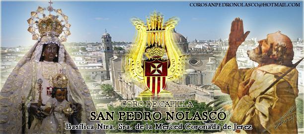 Coro San Pedro Nolascos. Jerez de la Frontera