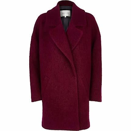deep pink coat