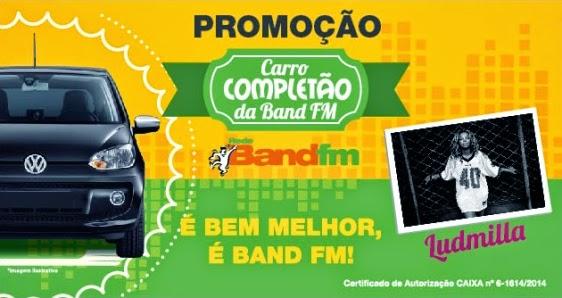 """Rádio Band FM - """"CARRO COMPLETÃO BAND FM"""""""