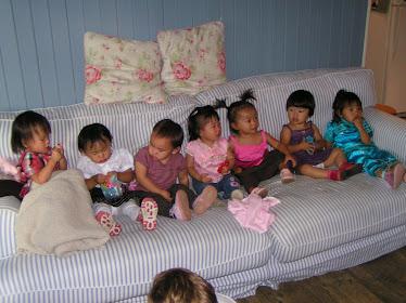 rencontre à Québec des 7 princesses de Chine le 11 septembre 2010