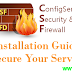 Install and Configure Config Server Firewall (CSF) on Ubuntu Linux