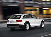 Audi A4 Allroad HD