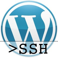 WordPress Update for SSH