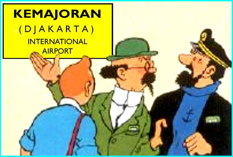 kemajoran airport