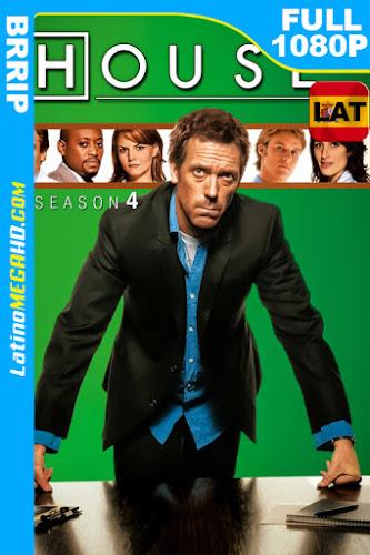 House, M.D. (Serie de TV) Temporada 4 (2007) Latino HD FULL 1080P ()