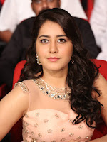 Rashi Khanna at Bengal Tiger Audio function-cover-photo