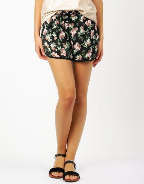 Pantalón corto flores de Shana