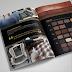 Diseño de catálogo para Antic Cuir