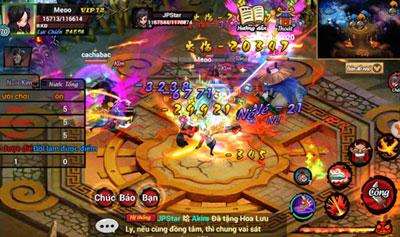 Hướng dẫn tham gia hoạt động Thiên Lôi Nhạc trong game Lãng Khách
