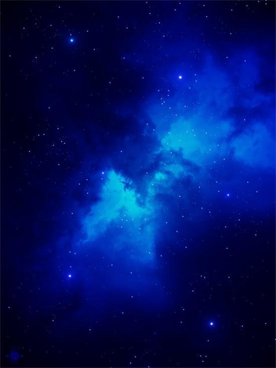 Photomanipulating Nebula Clouds