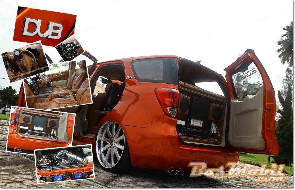 Modifikasi Mobil Rush | Info Harga Mobil dan Motor