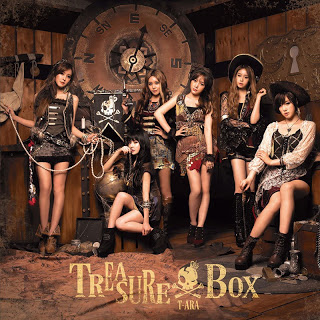 T-ara - Treasure Box (Japanese Album)