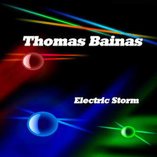 "Thomas Bainas 1st CD : ""Electric Storm"" (2012)"