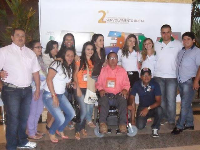 Jovem de Solidão representa o Pajeú na 2º Cndrss em Brasília
