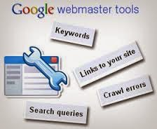 Blogger Site To Google Webmaster Tools