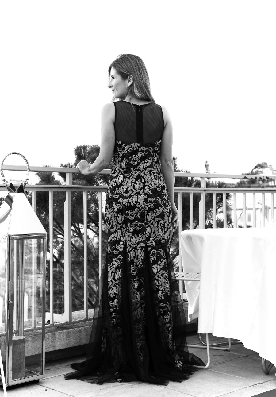 Vestido Largo Barbarella