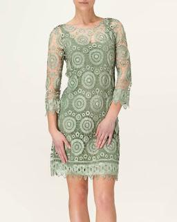 Ester Crochet Dress