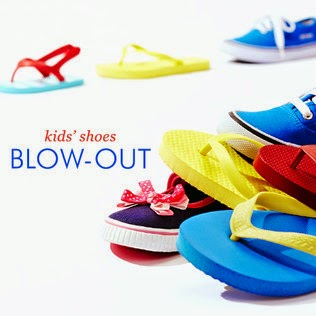 Kids' Shoes Blowout
