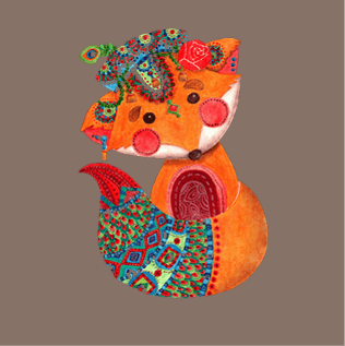 Character Illustration by Haidi Shabrina