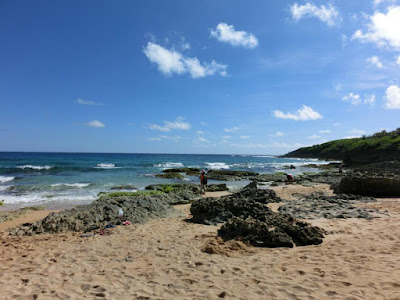 Kenting Beach in Taiwan