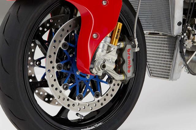 Honda RC213V-S Front