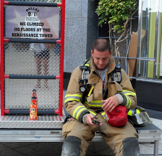 Dallas Fireman