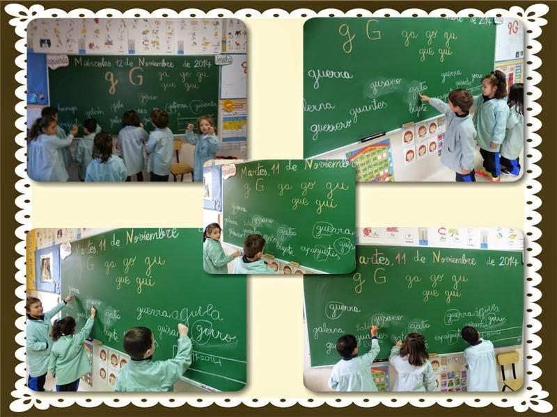 Infantil en San Vicente de Paúl: Letra \