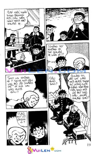 Jindodinho - Đường Dẫn Đến Khung Thành III  Tập 20 page 19 Congtruyen24h
