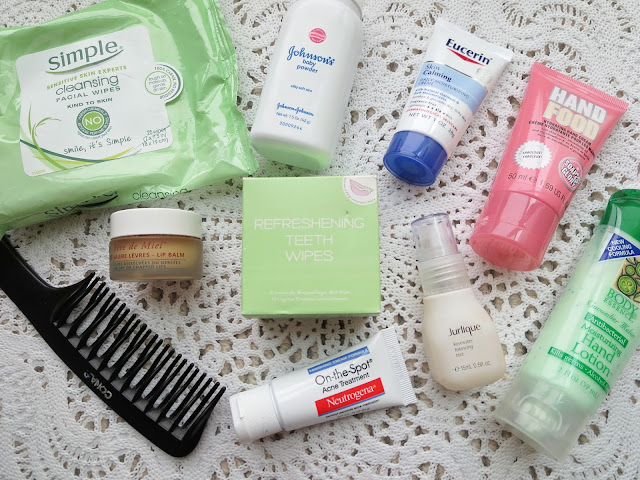 a picture of  Beauty Travel Essentials (Carry On)