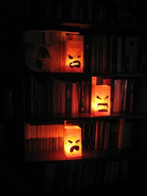 portavelas para halloween, manualidades para halloween, manualidades fáciles