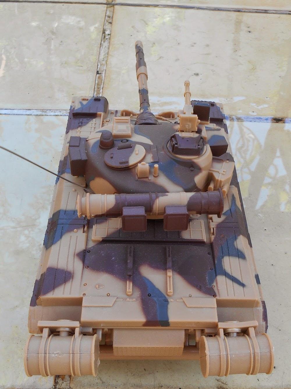 maqueta de carro de combate 1:32