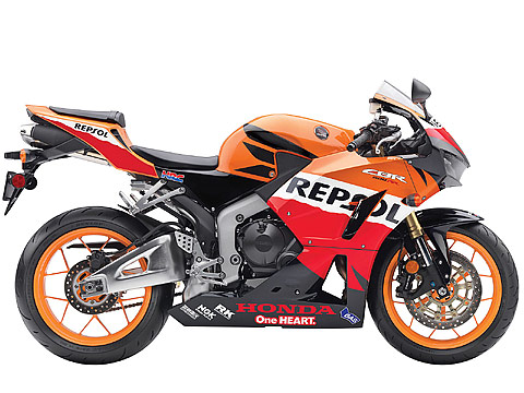 2013 Honda CBR600RR | Top Speed