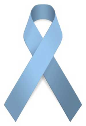 image prostate cancer ribbon