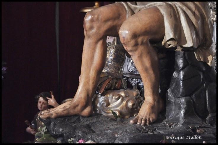 Besapiés- a- Nuestro- Padre- Jesús- de- las- Penas- 2015