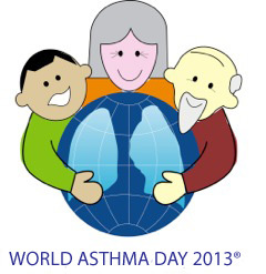 World Asthma Day 2013 Blog Zirigoza