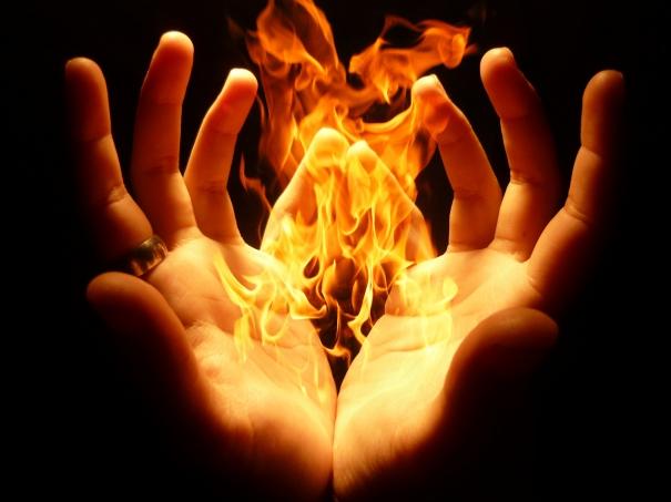 Resultat d'imatges de todo en llamas
