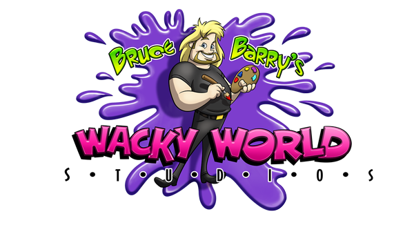Bruce Barry's Wacky World Studios