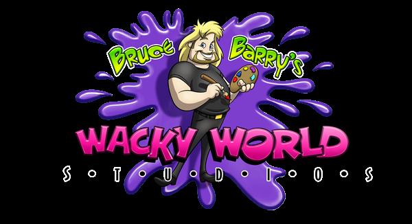 Bruce Barry's Wacky World Studios
