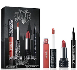 .Kat Von D London Calling Make Up Set
